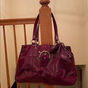Excellent condition coach purse!